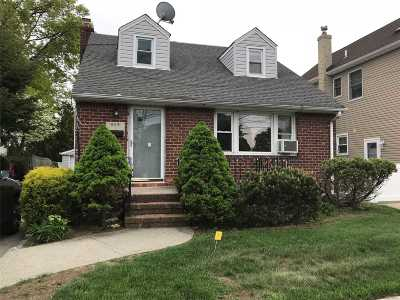 New Hyde Park Single Family Home For Sale: 604 Wayne Ave