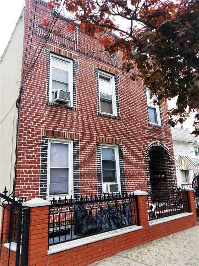 Ozone Park Multi Family Home For Sale: 107-23 75th St