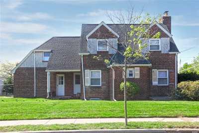 New Hyde Park Single Family Home For Sale: 116 Terrace Blvd