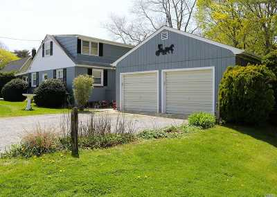 Mattituck Single Family Home For Sale: 260 Sunset Ave