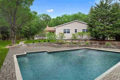 East Hampton Single Family Home For Sale: 19 Prospect Blvd