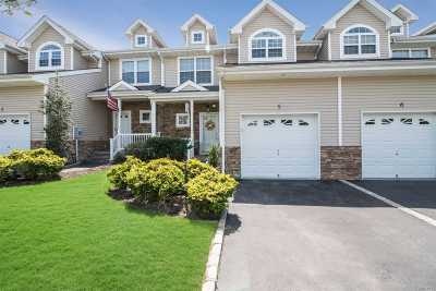 Patchogue Condo/Townhouse For Sale: 5 Terrace Ln