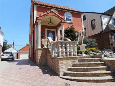 Whitestone Single Family Home For Sale: 15-11 145 Pl