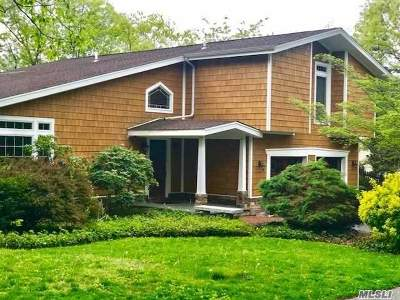 Huntington Single Family Home For Sale: 31 Whistler Hill Ln