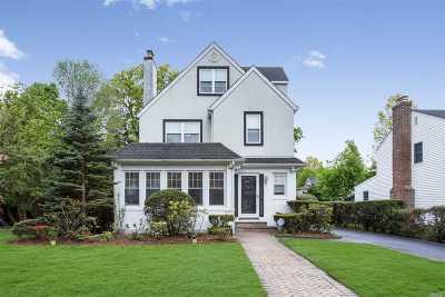 Garden City Single Family Home For Sale: 83 Garden St