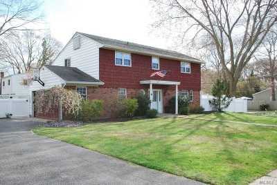 Sayville Single Family Home For Sale: 6 Ort Ct