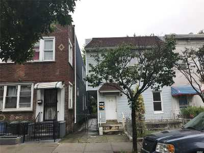 Sunnyside Multi Family Home For Sale: 41-32 40th St