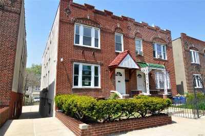 Sunnyside Multi Family Home For Sale: 50-54 41 St