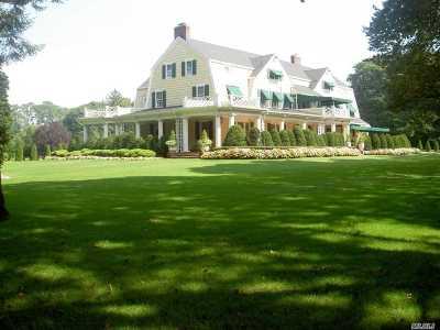 Garden City Single Family Home For Sale: 7 Carteret Pl