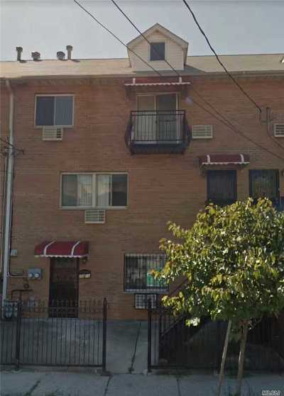 Flushing Multi Family Home For Sale: 130-06 58th Rd