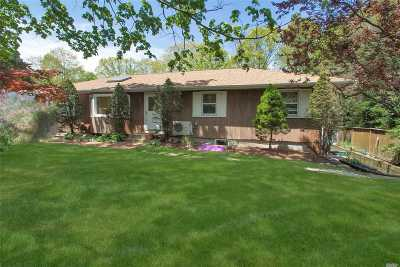 Miller Place Single Family Home For Sale