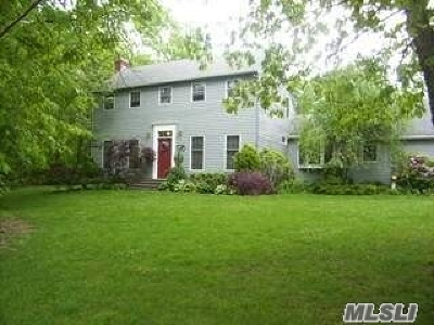 Manorville Single Family Home For Sale: 5 Doe Run