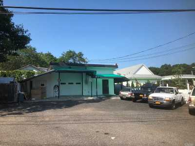 Nesconset Commercial For Sale: 318 &5 Smithtown Mon Re
