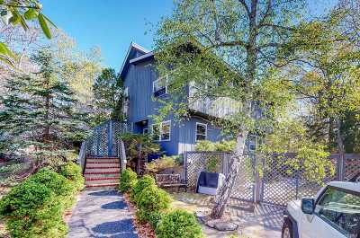 Water Mill Single Family Home For Sale: 36 Old Trail Rd