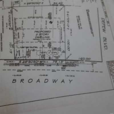 Huntington Residential Lots & Land For Sale: Next To285 Broadway
