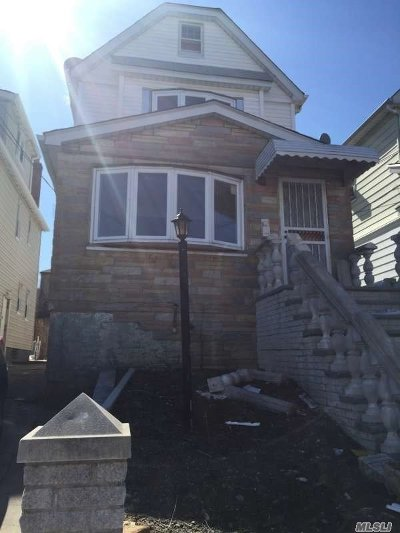 Single Family Home For Sale: 25-16 Curtis St
