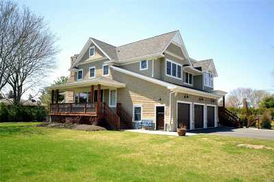 Westhampton Single Family Home For Sale: 1 Bayview Dr