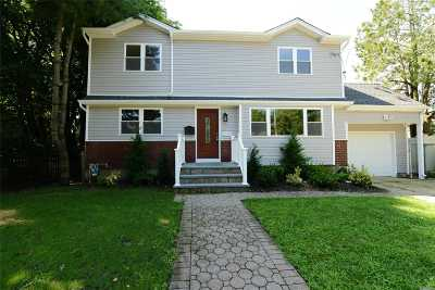 Bellmore Single Family Home For Sale: 2500 Columbus Ave