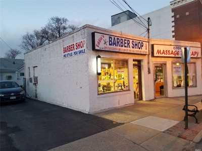 Lynbrook Commercial For Sale: 121 Broadway
