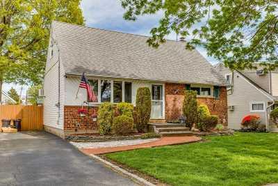 Hicksville Single Family Home For Sale: 53 Oak St