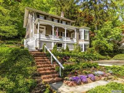 Roslyn Single Family Home For Sale: 148 Main St