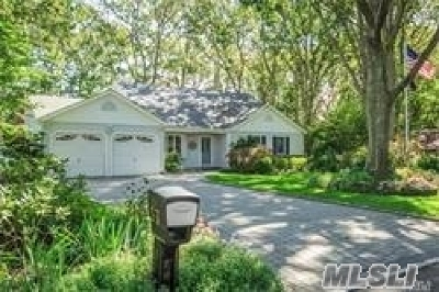 Stony Brook Single Family Home For Sale: 57 Glenridge Ave