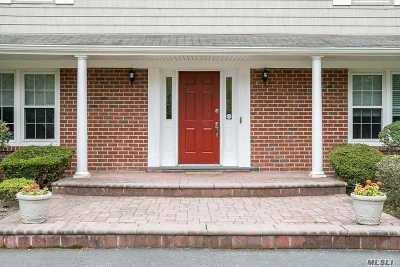 Jericho Single Family Home For Sale: 62 Karol Pl