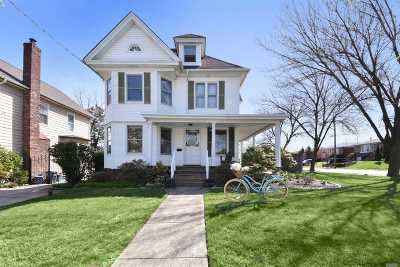 Whitestone Single Family Home For Sale: 7-19 150th St