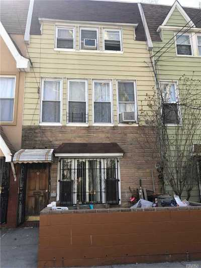 Woodside Multi Family Home For Sale: 37-28 68th St