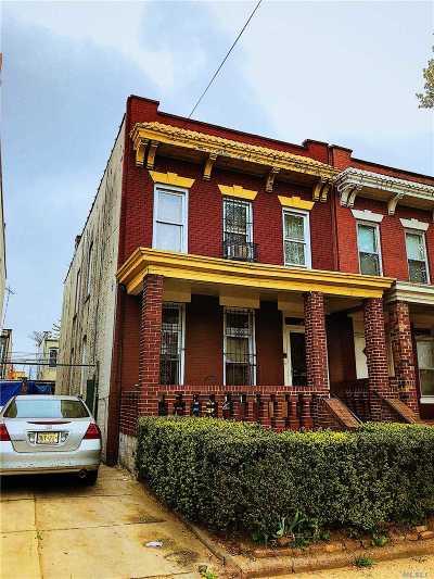 Brooklyn Multi Family Home For Sale: 645 Saratoga Ave