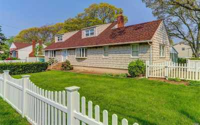 Suffolk County Multi Family Home For Sale: 296 W Gates Ave