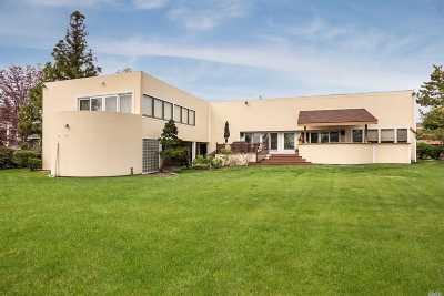 Hewlett Single Family Home For Sale: 1045 Seawane Dr