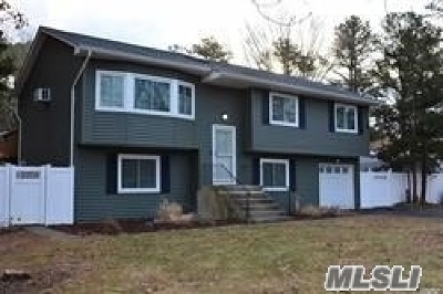 Miller Place Single Family Home For Sale: 203 Radio Ave