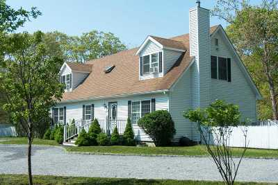 East Hampton Single Family Home For Sale: 3 Whipple St
