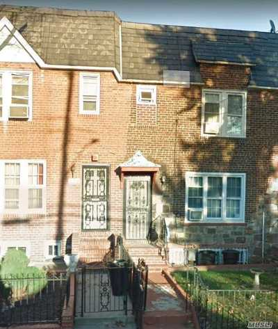 Single Family Home For Sale: 23-33 95th St