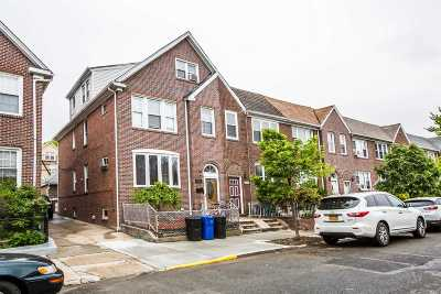 Multi Family Home For Sale: 28-30 49th St