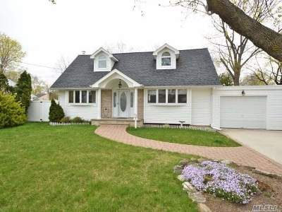 Commack Single Family Home For Sale: 14 Marvin Ln