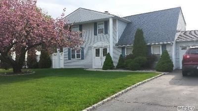 Centereach Single Family Home For Sale: 31 Brookville... Dr