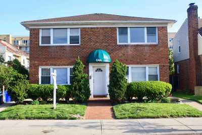Nassau County Rental For Rent: 644 E Broadway #8