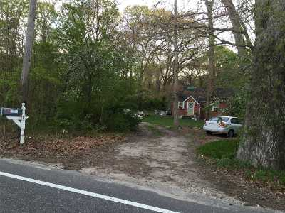Hauppauge Residential Lots & Land For Sale: 658 Blydenburgh Rd