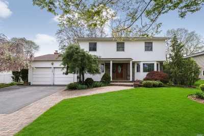 Jericho Single Family Home For Sale: 45 Chenango Dr