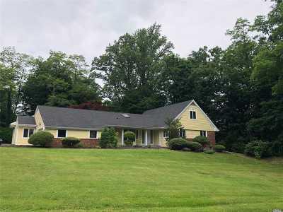 Roslyn Single Family Home For Sale: 170 Harbor Ln