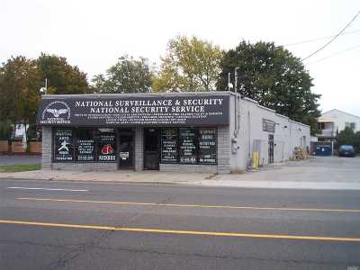 Suffolk County Commercial For Sale: 648 Montauk Hwy