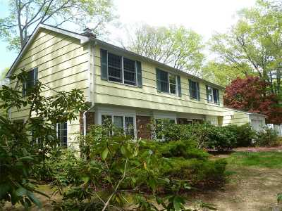 Stony Brook Single Family Home For Sale: 1 Standish Ln