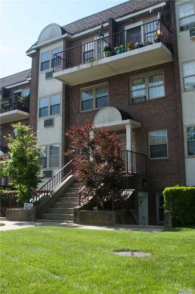 Jamaica Estates Condo/Townhouse For Sale: 172-39 Highland Ave #4G