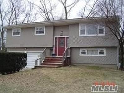 Brentwood Single Family Home For Sale: 66 Pamela Ln