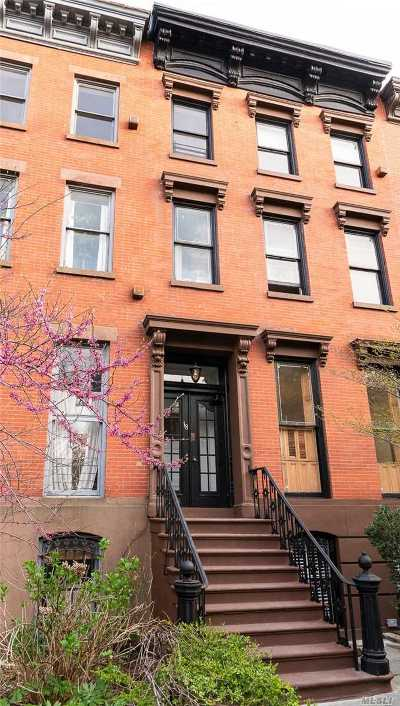 Brooklyn Multi Family Home For Sale: 18 Willoughby Ave