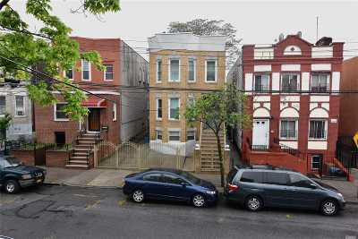 Multi Family Home For Sale: 32-18 101st St