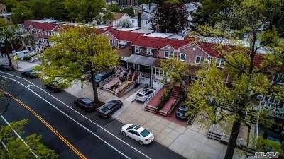 Middle Village Multi Family Home For Sale: 84-24 Eliot Ave