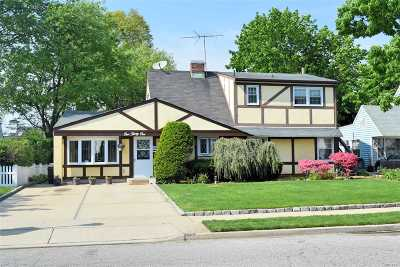 Levittown Single Family Home For Sale: 131 Meridian Rd